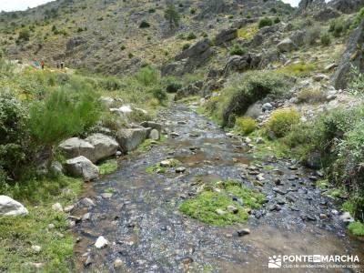 Descendiendo el Río Aceña;excursiones sierra de madrid el paseo el escorial rutas por riaza